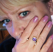 GERMAN KABIRSKI Gilda Amethyst Ring Review