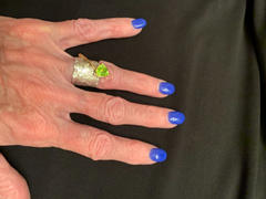 GERMAN KABIRSKI Prosperia Peridot Ring Review