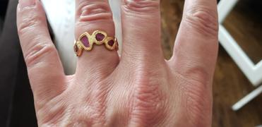 GERMAN KABIRSKI Caila Ruby Ring Review