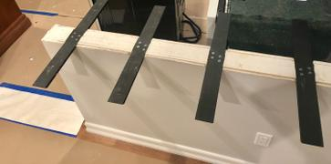 The Original Granite Bracket Flat Wall Countertop Support Bracket Review