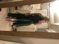 JAUS Kathleen Dress - Emerald Green Review