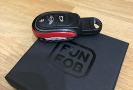 FUNFOB  John Cooper Works Design Key Fob Case in Alloy Metal Review