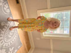 Annie the Brave Construction Play Dress Review