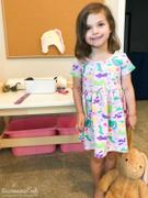Annie the Brave Dinosaur Play Dress Review