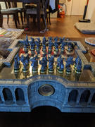 Hobbit Shop The Lord of the Rings Collector's Chess Set by The Noble Collection Review