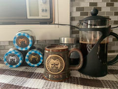 Rampage Coffee Co. C - 4 | Handcrafted Mug (limited quantity) Review