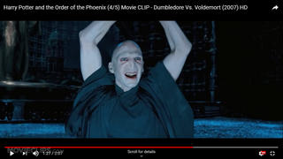 Harry Potter Shop Voldemort Hands from Harry Potter Review