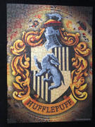 Harry Potter Shop Hufflepuff Crest 500 piece Puzzle from Harry Potter Review