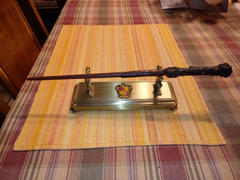 Harry Potter Shop Harry Potter Collectible Wand by The Noble Collection Review