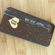 MMORE Hüllen Kaffee - Personalisierte Telefonhülle - Personalisierte Geschenkbewertung