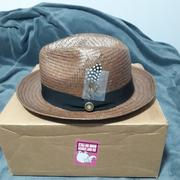 Southern Gents SG Straw Trilby Fedora – Coffee Review