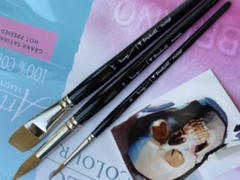 Trekell Art Supplies Nick Runge Limited Edition Brush Set Review