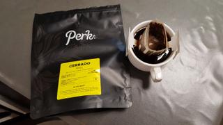 Perk Coffee  Review