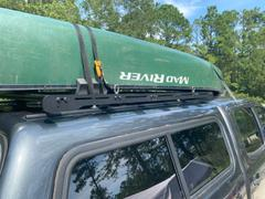 Truck Brigade PrinSu Top Rack - Toyota Tacoma (2005-2020) Review