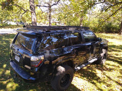 Truck Brigade PrinSu Full Length Non-Drill Roof Rack - Toyota 4Runner (2010-2020) Review
