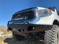 Truck Brigade C4 Fabrication Overland Series Front Bumper - Toyota Tundra (2014-2020) Review
