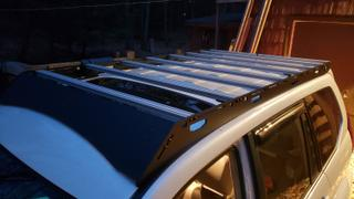 Truck Brigade Sherpa Equipment Co. The Quandary Roof Rack - Lexus GX470 (2003-2009) Review