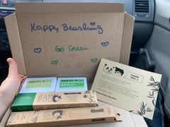 The Bam&Boo Toothbrush GIFTPACK #2 Eco Starter Review