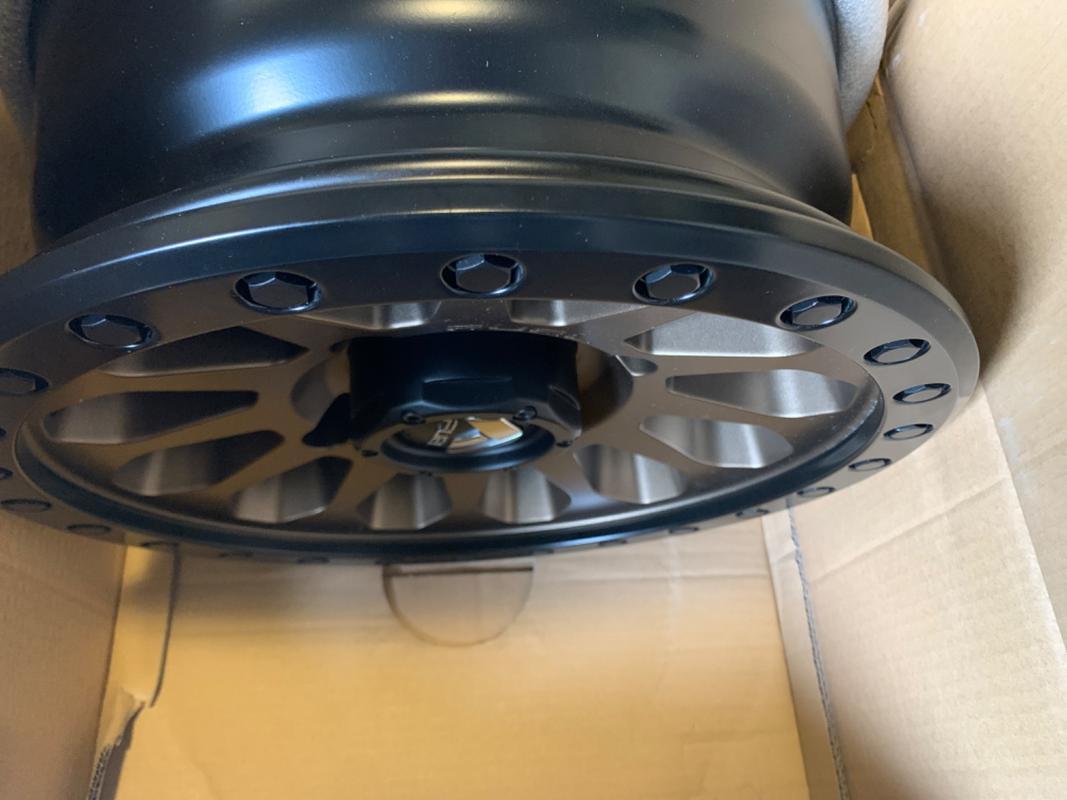 Fuel Utv Vector 15x7 4x137 38et Matte Bronze Black Bead Ring Wheel