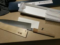 JapaneseChefsKnife.Com Masamoto KS Series Sweden Stainless Steel SW-Wa Gyuto (240mm to  300mm, 3 sizes) Review