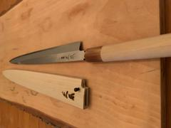 JapaneseChefsKnife.Com Masamoto KK Series Kasumi White Steel No.2 Yanagiba (210mm to 330mm, 5 sizes) Review