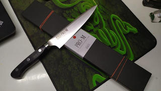 JapaneseChefsKnife.Com Kanetsugu Pro M Series Petty (130mm and 150mm, 2 sizes) Review