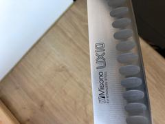 JapaneseChefsKnife.Com Misono UX10 with Dimples Series No.751 Santoku 180mm (7inch) Review
