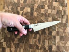 JapaneseChefsKnife.Com Masamoto ST Series ST-5614 Boning 145mm (5.7 inch) Review