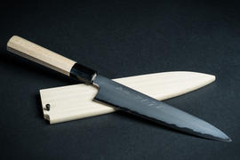 JapaneseChefsKnife.Com Fu-Rin-Ka-Zan White Steel No.2 Wa Series Hon Kasumi Wa Gyuto (210mm to 270mm, 3 sizes) Review