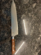 JapaneseChefsKnife.Com Hattori Forums FH Series Gyuto (210mm to 270mm, 3 sizes, Cocobolo Wood Handle) Review