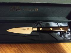JapaneseChefsKnife.Com Hattori Forums FH Series FH-1A Parer 70mm (2.7 inch, African Blackwood Handle) Review