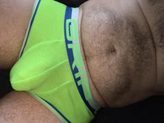 C-IN2 New York  Grip Mesh Punt Brief Review