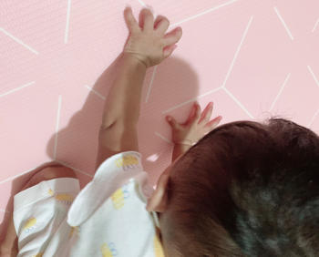 Little Wiwa Signatur Rosa Play Mat  [Generös] Review
