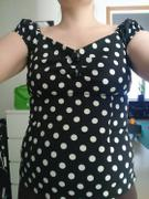 Miss Windy Shop Dolores Black Polka Top Review