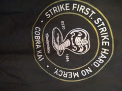 Contenders Clothing COBRA KAI CIRCLE STAMP BOMBER JACKET Review