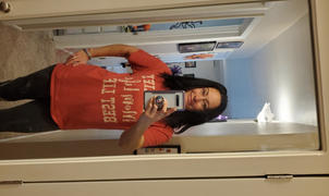 Envy Stylz Boutique Red Wife Life Mom Life Best Life Graphic Tee Review