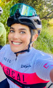 The Pedla  Team / Women's LunaLUXE Jersey - White Review