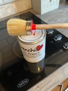 Frenchic Furniture Paint Medium Oval Brush - 50mm Review