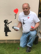 IdealStencils Banksy Flower Thrower Stencil Review