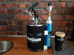 iKegger Pluto Gun - Beer Tap On Disconnect Review