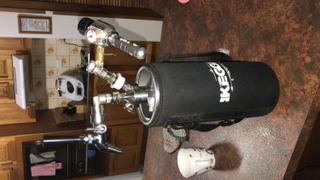 iKegger 4L The Johnson Mini Keg Review