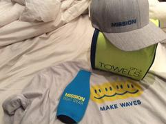 MISSION Boat Gear TEES :: Make Waves T-shirt Review