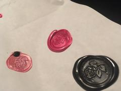 LetterSeals.com Waterston's Scottish Mura Sealing Wax with Wick Review
