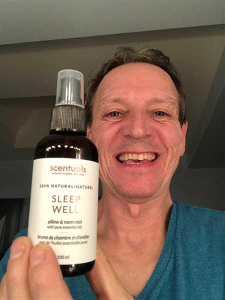Scentuals Sleep Well Pillow & Room Mist Review