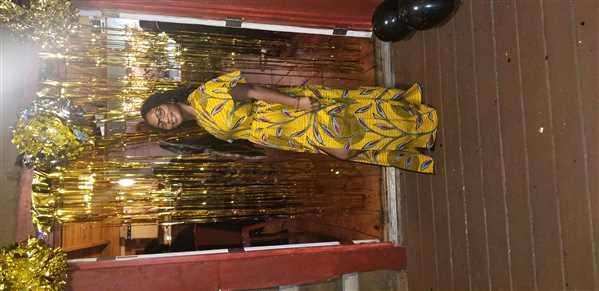 MAE OTTI  MOREMI DRESS [YELLOW] Review