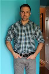 Mark L. verified customer review of Blue & Grey Heather Check Shirt - Teddy