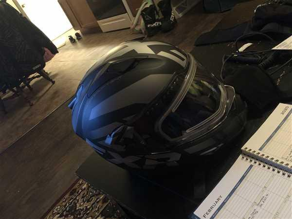 FXR Racing Maverick X Helmet 20 Review