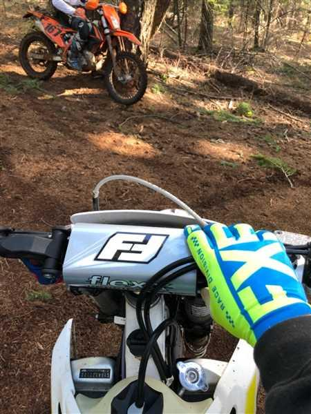FXR Racing USA Slip on Air MX Glove 19 Review