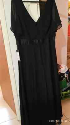 Ever Pretty EU Long Empire Waist Evening Dress with Short Flutter Sleeves Review