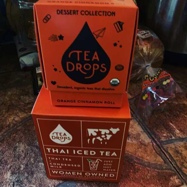 Laura Taylor verified customer review of Thai Iced Tea Kit